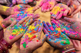Holi - The Vibrancy of India