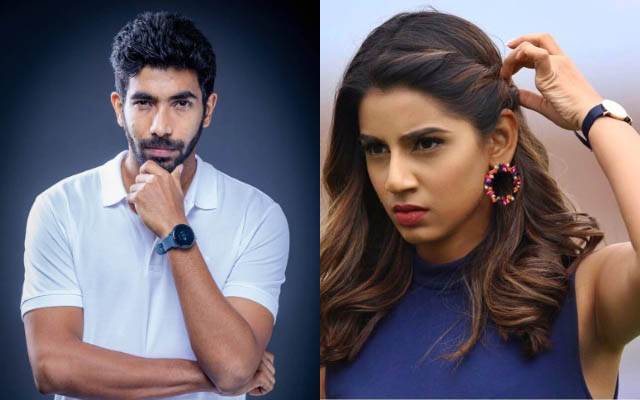 Jasprit Bumrah will be marrying Cricket anchor Sanjana Ganeshan